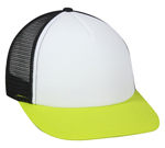 White/ Black/ Neon Yellow
