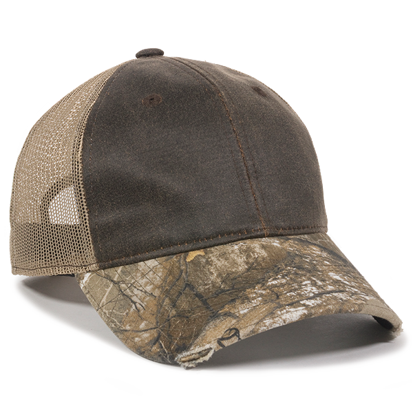 Brown/Tan/Realtree Edge ™