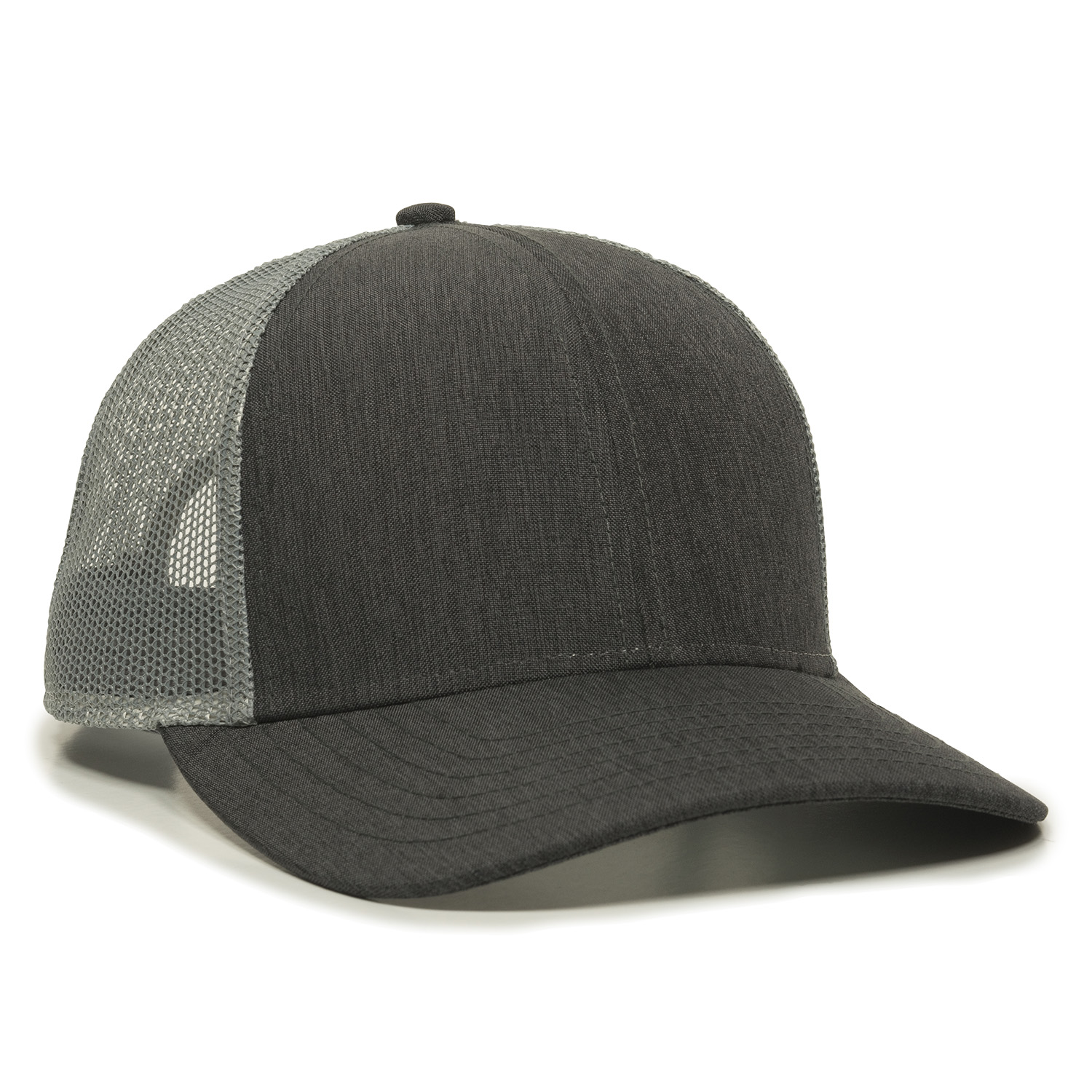 Heathered Charcoal/Grey