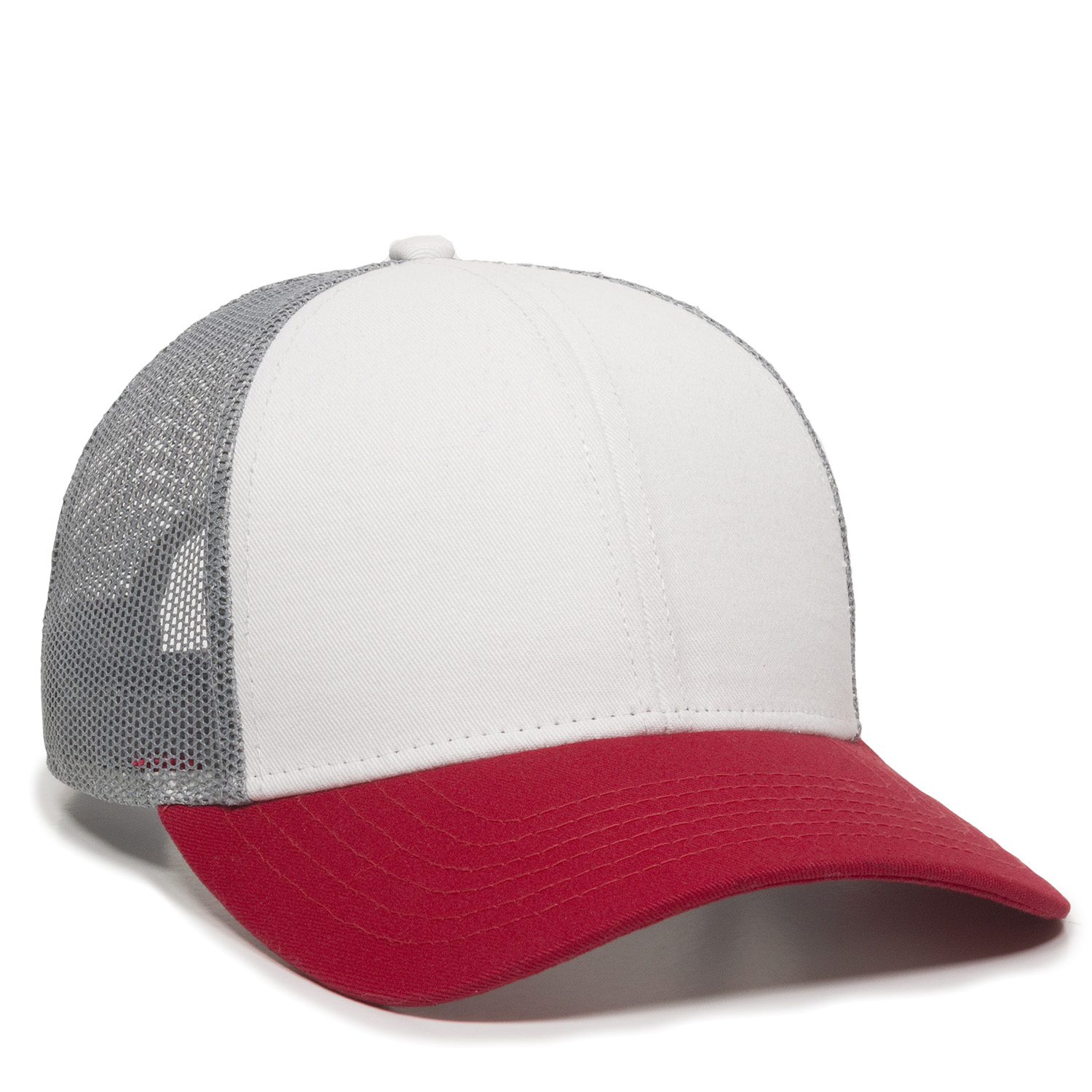 White/Grey/Red