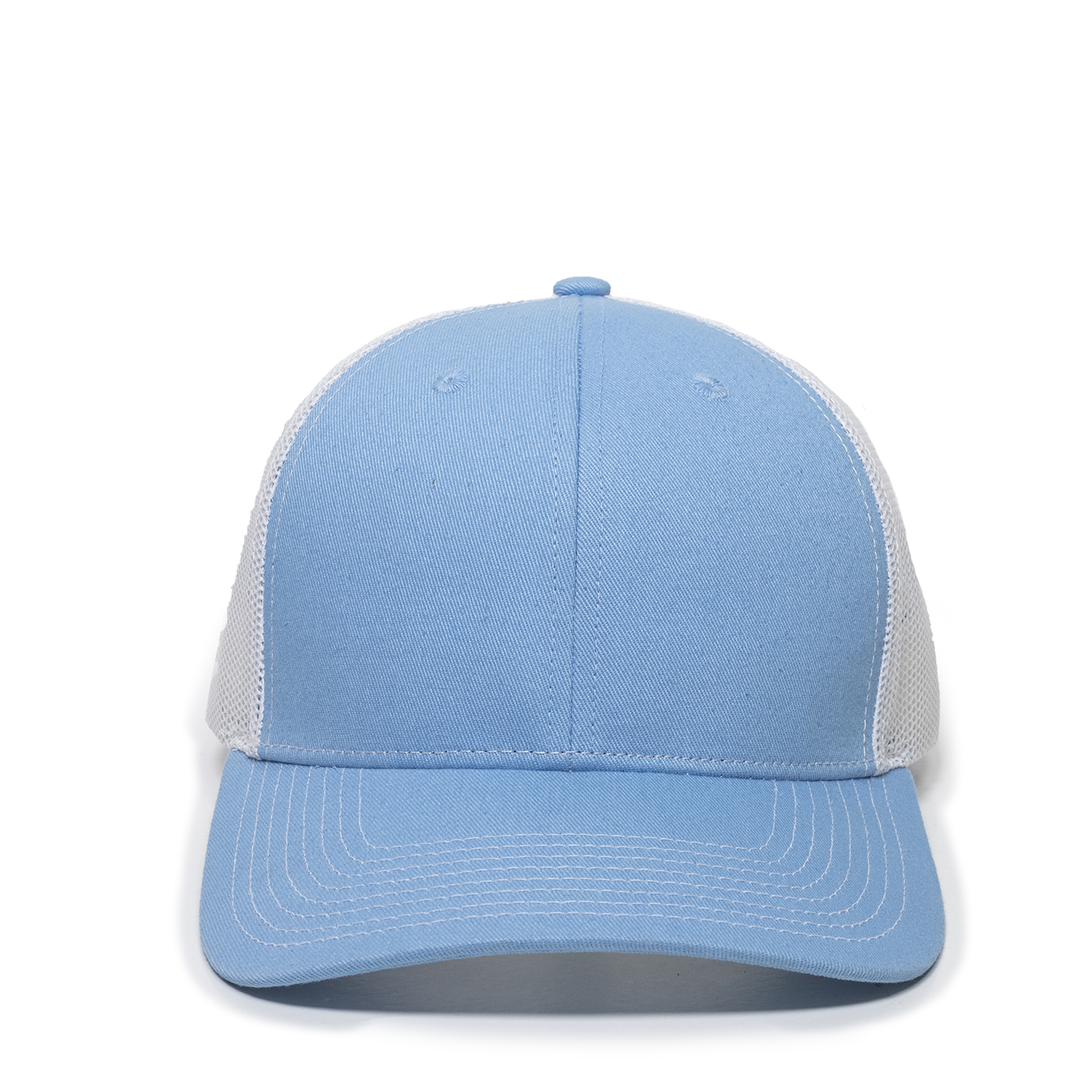 Light Blue/White